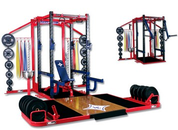 Power Racks, Multi Gyms