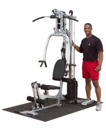 "X BODY SOLID BSG10X  Powerline Home Gym ""FREE SHIPPING"""