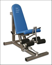 CS-009 Leg Extension / Leg Curl