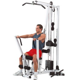 "X Body Solid EXM1500S Selectorized Home Gym ""FREE SHIPPING"""