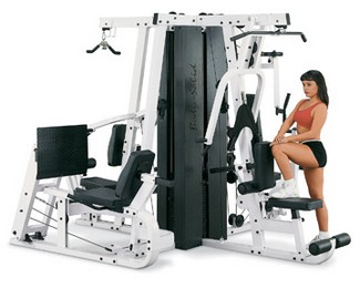 "X Body Solid EXM-4000S Selectorized Home Gym ""FREE SHIPPING"""