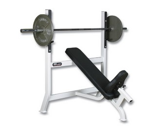 WILDER FW-002 Olympic Incline Press