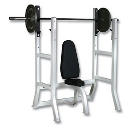 WILDER FW-004 Olympic Shoulder Press