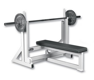 WILDER FW-005 Self Spotting Hinged Bench Press