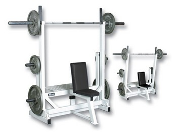 WILDER FW-007 Self Spotting Shoulder Press