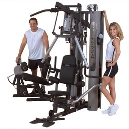 "X BODY SOLID G10B Bi-Angular Home Gym ""FREE SHIPPING"""