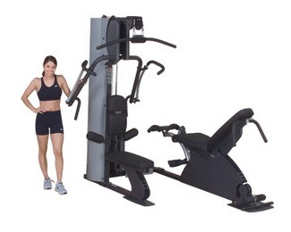 "X BODY SOLID G8I ISO-Flex Home Gym ""FREE SHIPPING"""