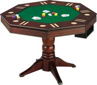 GO5645W  Harvard Bumper Maxx 3 in 1 Game Table
