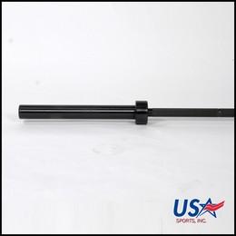 Troy GOB-86B Olympic 7' Black Bar