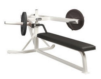 WILDER PL-001 Power Flat Bench