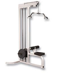 WILDER PL-008  Plate Loaded  Lat Pulldown/Low Row