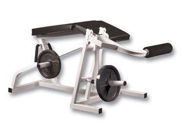 WILDER PL-016  Power Leg Curl