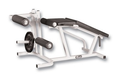WILDER PL-017  Power Leg Extension/Leg Curl Combo