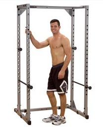 "Z BODY SOLID PPR200X Power Rack ""FREE SHIPPING"""
