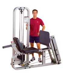 "X   SLP500G/2 Pro Clubline Leg Press ""FREE SHIPPING"""