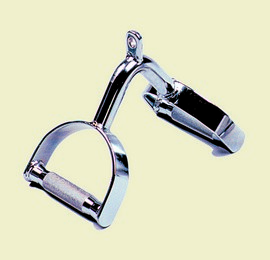 Troy TDSH Double Stirrup Handle