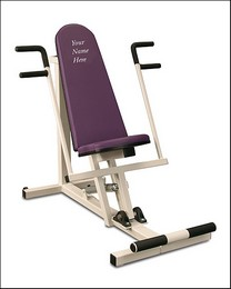 WC-001 Chest Press/Row