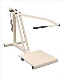 WC-005 Upright Row / Tricep Pushdown