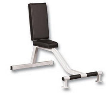 WILDER URB-003 Upright Utility Bench