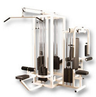 Wilder MG-001 4 Way Multi Gym