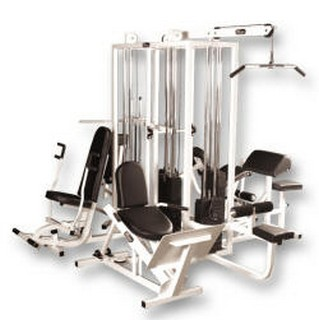 Wilder MG-002   6 Way Multi Gym