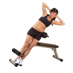 X   BFHYP10 Best Fitness Ab Board Hyperextension