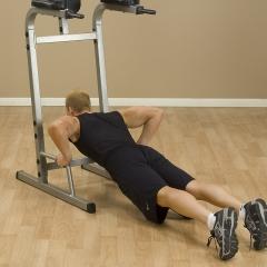 Z-Body Solid  Best Fitness BFVK10 Vertical Knee Raise