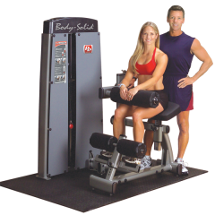 Body Solid AB Back Machine
