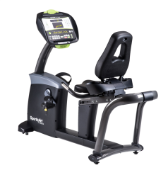 C575R-15 SportsArt Touchscreen Recumbent Cycle