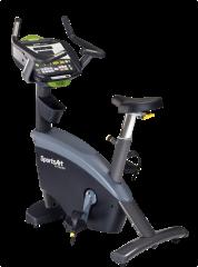 C575U-15 SportsArt Touchscreen Upright Cycle